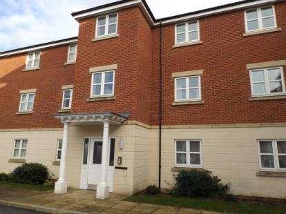 2 Bedrooms Flat for sale in Radbourne Court Apartments, Starflower Way, Mickleover, Derby