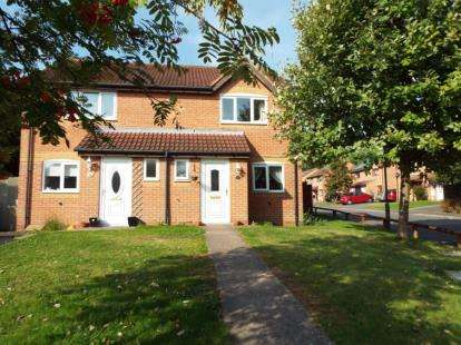 3 Bedrooms Semi Detached House for sale in Rymill Drive, Oakwood, Derby, Derbyshire