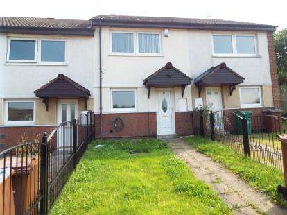 2 Bedrooms Terraced House for sale in Angrave Close, St Anns, Nottingham, Nottinghamshire