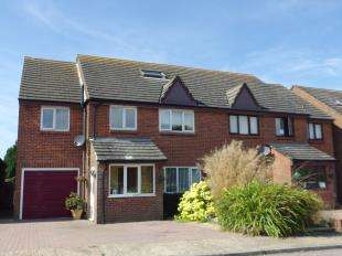 5 Bedrooms Semi Detached House for sale in Manley Close, Whitfield, Dover, Kent