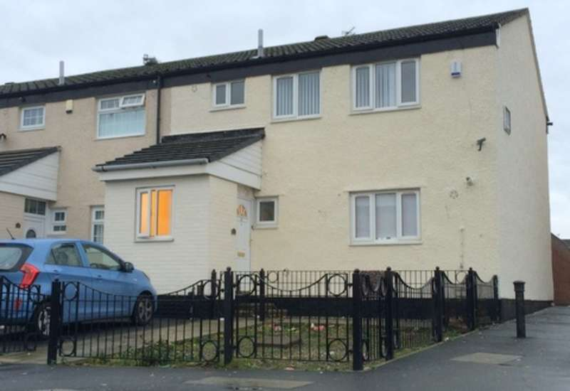 4 Bedrooms Semi Detached House for sale in Maryport Close, Anfield, Liverpool