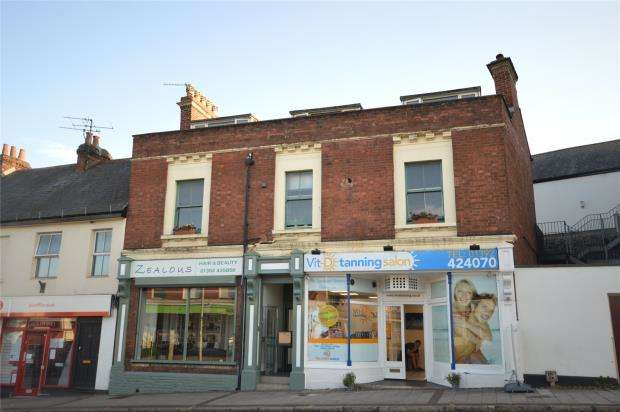 3 Bedrooms Flat for sale in Fore Street, Heavitree, Exeter, Devon