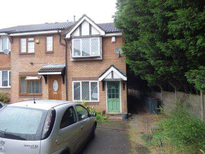 2 Bedrooms House for sale in Chaucer Close, Birmingham, West Midlands
