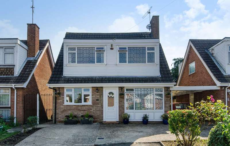 4 Bedrooms Detached House for sale in Fairacres, Ruislip, HA4