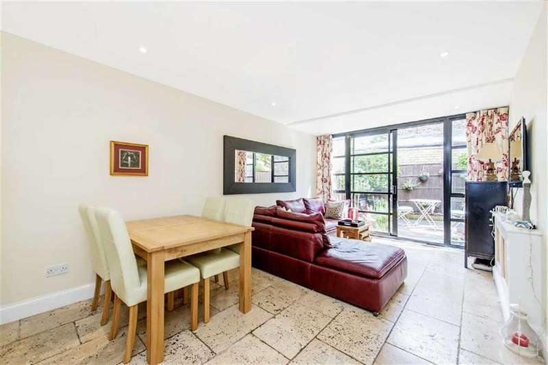 2 Bedrooms Property for sale in Stephendale Road, Fulham, London, SW6