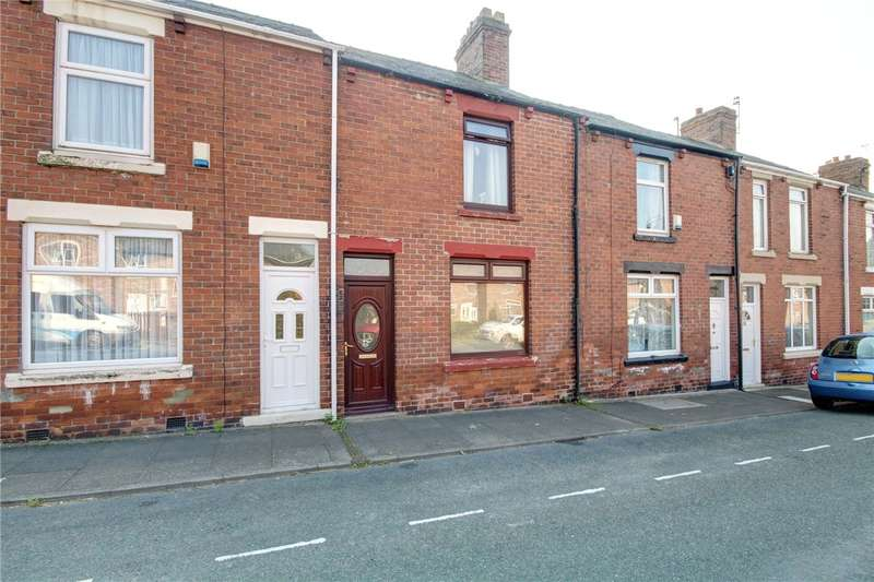 2 Bedrooms Terraced House for sale in Station Road, Ushaw Moor, Durham, DH7