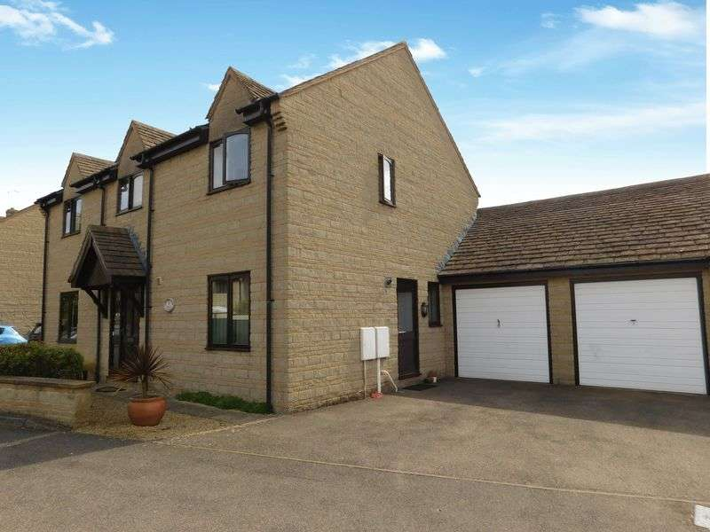 4 Bedrooms Detached House for sale in The Mallards, Peakirk