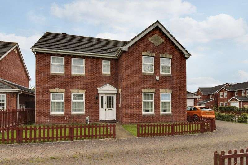 4 Bedrooms Detached House for sale in Cutter Close, Newport