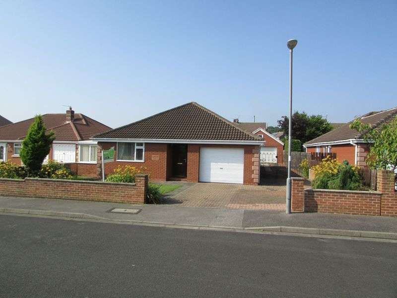 3 Bedrooms Detached Bungalow for sale in Sutherland Grove, Durham