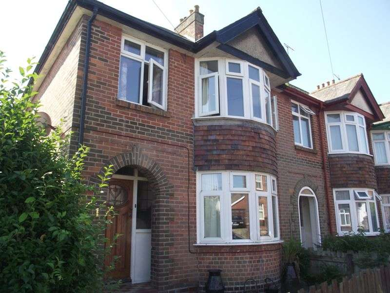 3 Bedrooms Terraced House for sale in Lorne Road, Dorchester, Dorset