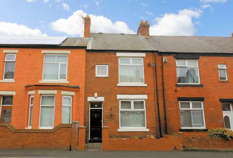 3 Bedrooms House for sale in Primrose Crescent, Sunderland, Tyne & Wear SR6