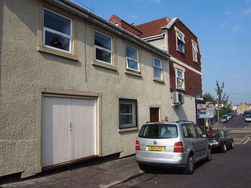 1 Bedroom Flat for sale in Redfield, Bristol