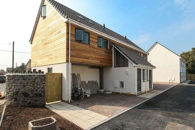 3 Bedrooms Semi Detached House for sale in Parnell Road, Clevedon