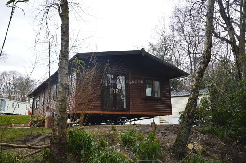 3 Bedrooms Lodge Character Property for sale in Beauport Holiday Park, The Ridge West, Hastings
