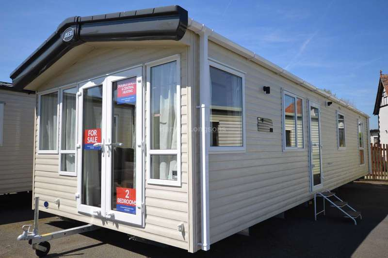 2 Bedrooms Caravan Mobile Home for sale in Marlie Holiday Park, Dymchurch Road, New Romney
