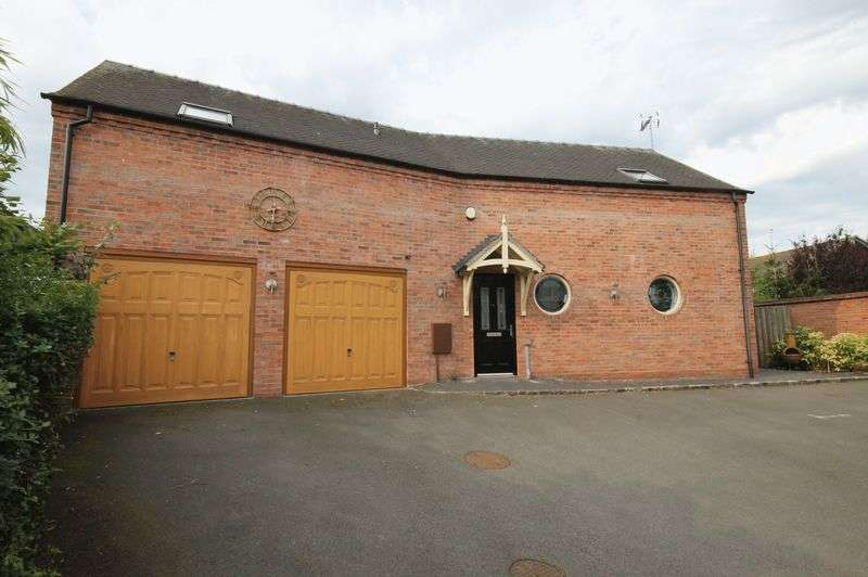 2 Bedrooms Detached House for sale in Bellbrook, Stafford