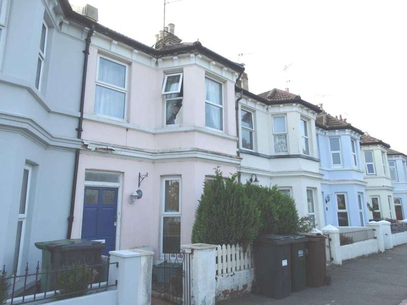4 Bedrooms Terraced House for sale in Gilbert Road, Eastbourne
