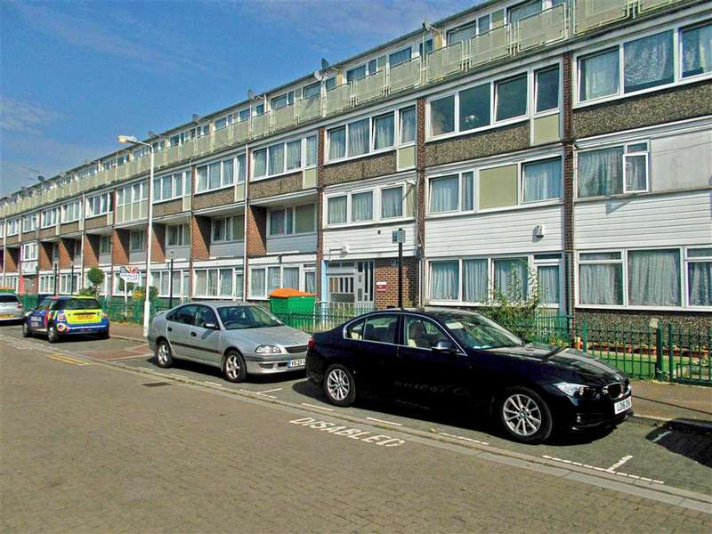 2 Bedrooms Maisonette Flat for sale in Snowshill Road, Manor Park, London
