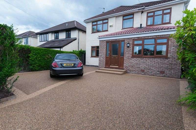 4 Bedrooms Detached House for sale in Sparks Lane, Thingwall