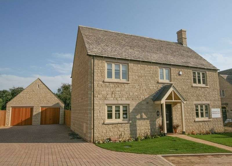 4 Bedrooms Detached House for sale in Plot 9, The Austen - Stephen's Close, Lechlade