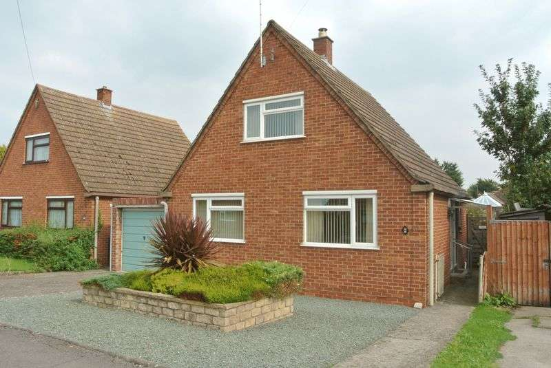 3 Bedrooms Detached House for sale in Oxstalls Way, Gloucester