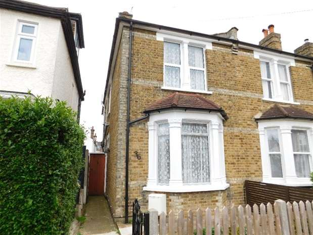 3 Bedrooms Semi Detached House for sale in Balmoral Road, Kingston Upon Thames