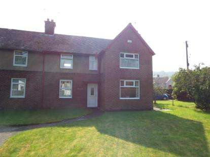 3 Bedrooms Semi Detached House for sale in Leete Avenue, Rhydymwyn, Flintshire, CH7