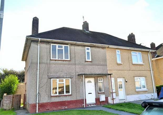 2 Bedrooms Semi Detached House for sale in Dylan, Llanelli, Carmarthenshire