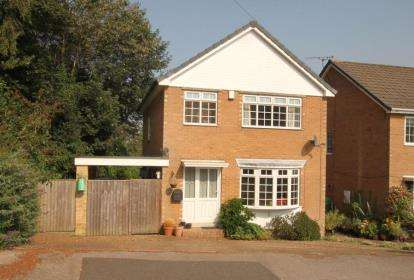 3 Bedrooms Detached House for sale in Netherdene Road, Dronfield, Derbyshire