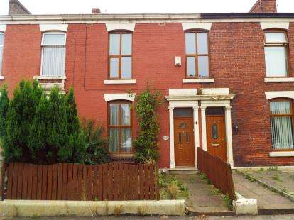 3 Bedrooms Terraced House for sale in Broomfield Place, Witton, Blackburn, Lancashire