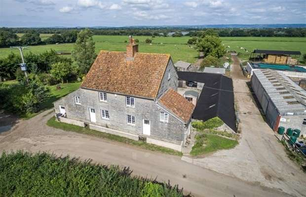 6 Bedrooms Farm Land Commercial for sale in Coppice Gate Farm, Shapwick, Bridgwater