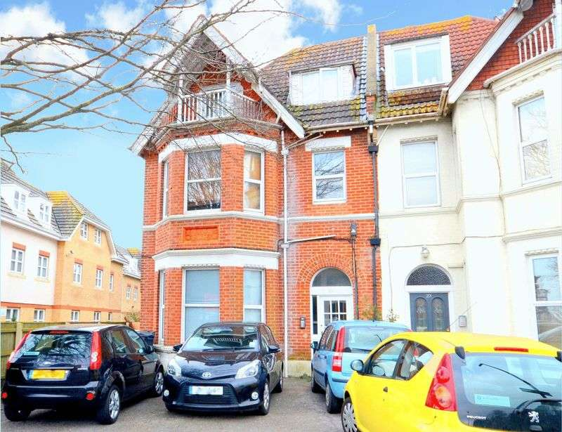 1 Bedroom Flat for sale in St Johns Road, Boscombe Spa