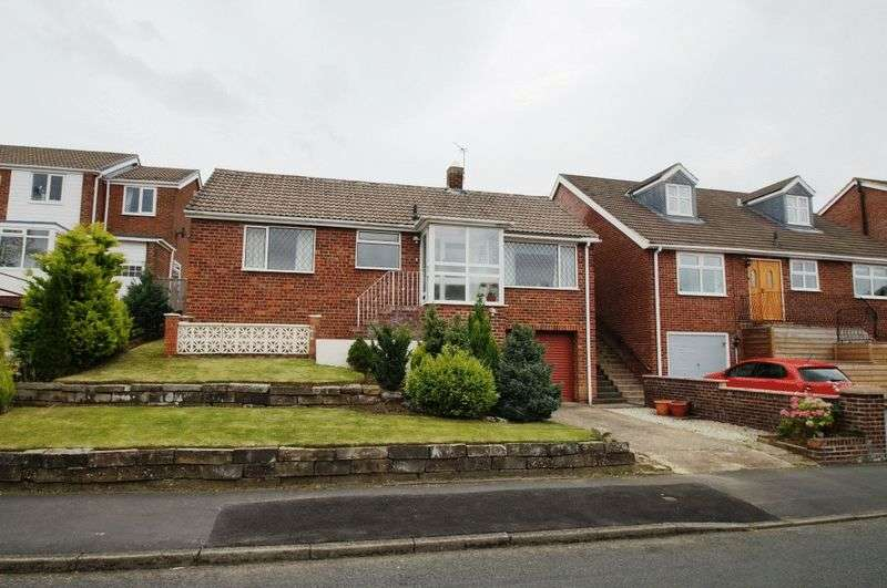 2 Bedrooms Detached Bungalow for sale in Brookside, Witton Gilbert
