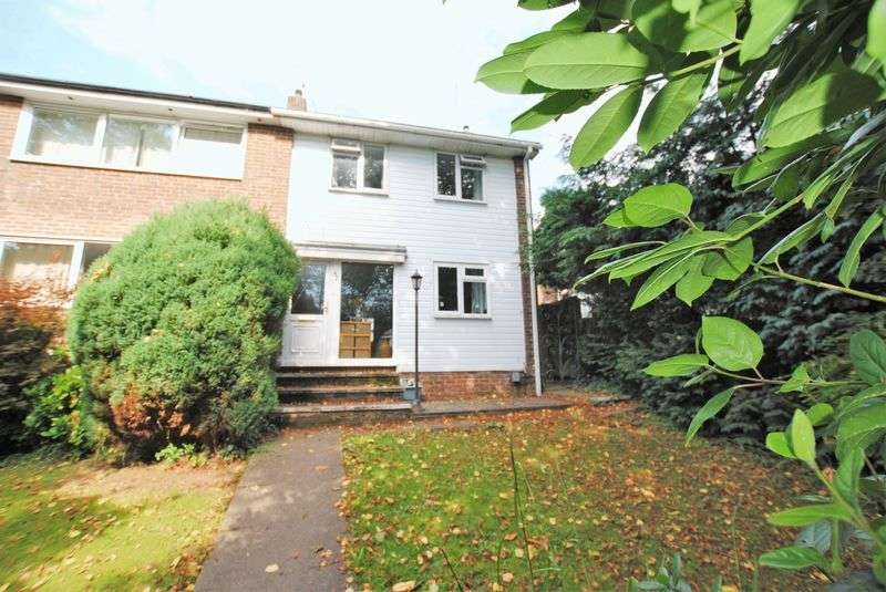 3 Bedrooms Semi Detached House for sale in Thorold Road, Bitterne Park