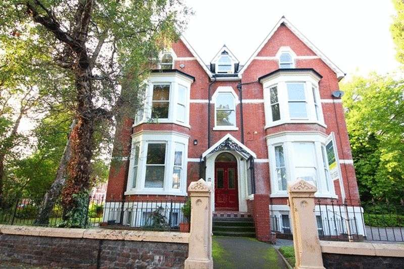 2 Bedrooms Flat for sale in Ivanhoe Road, Aigburth, Liverpool, L17