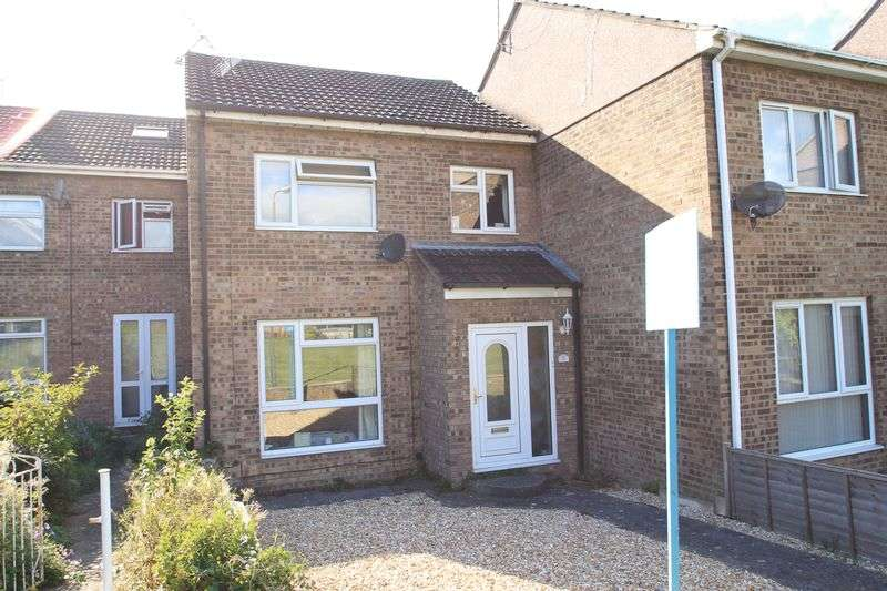 3 Bedrooms Terraced House for sale in Staverton Way Kingswood Bristol