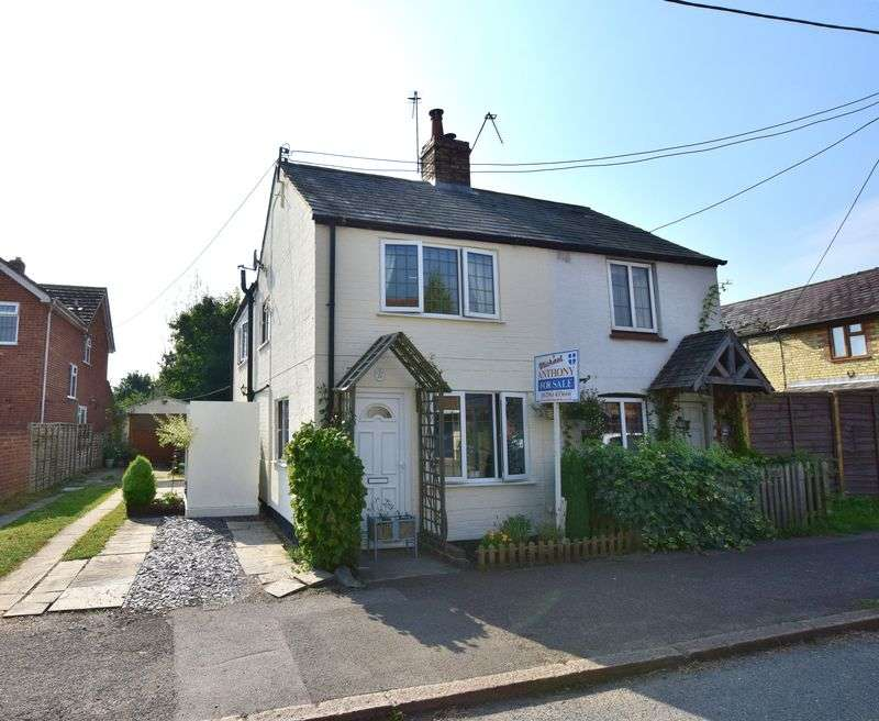 2 Bedrooms Semi Detached House for sale in High Street, Westcott