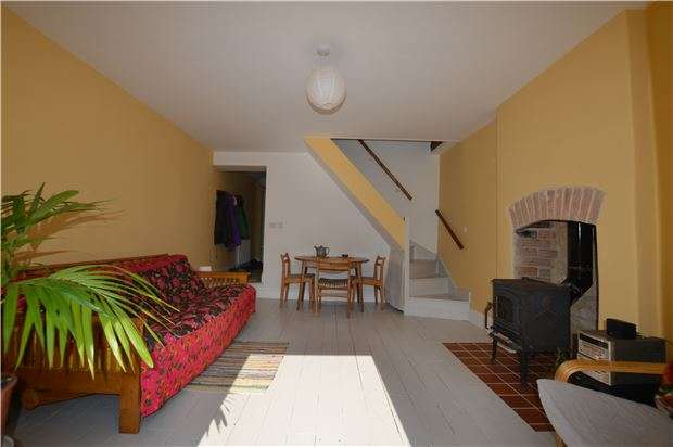 3 Bedrooms Semi Detached House for sale in Mount Pleasant, Bisley Old Road, Stroud, Gloucestershire, GL5 1NA
