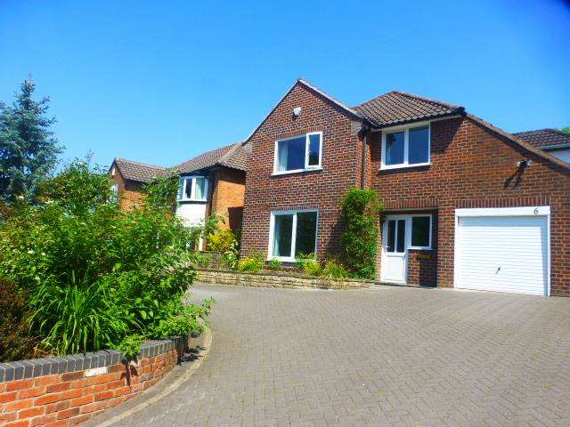5 Bedrooms Detached House for sale in Vicarage Road, Harborne, Birmingham, B17 0SP