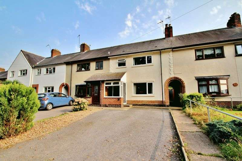 3 Bedrooms Semi Detached House for sale in Hallfields Lane, Rothley, Leicestershire