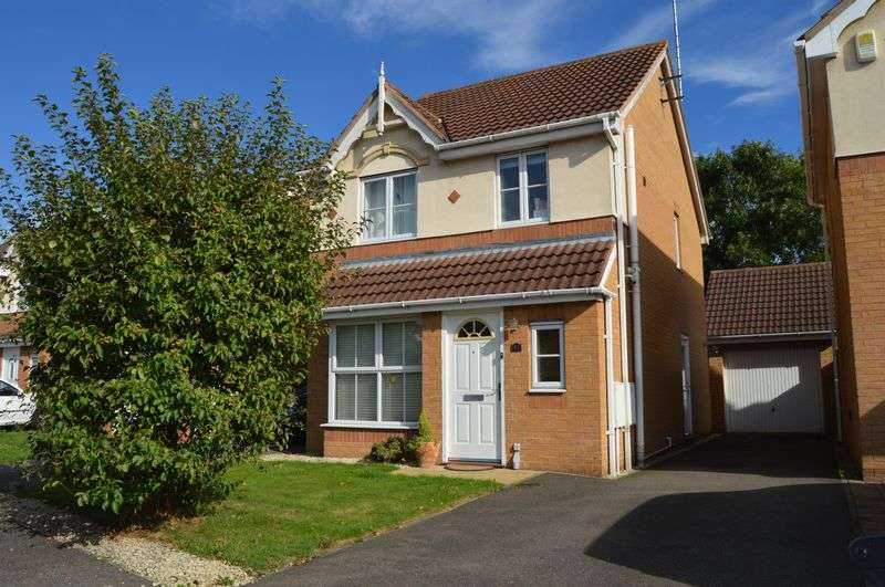 3 Bedrooms Detached House for sale in Swan Gardens, Peterborough