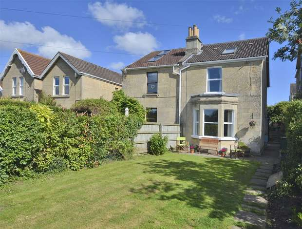 3 Bedrooms Semi Detached House for sale in 3 The Normans, Bathampton, Bath