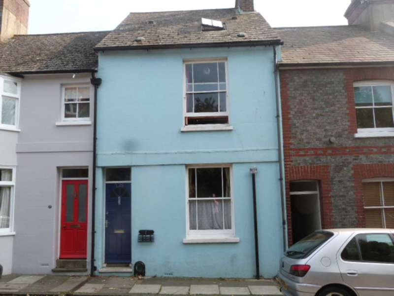 3 Bedrooms Terraced House for sale in Western Road, Lewes