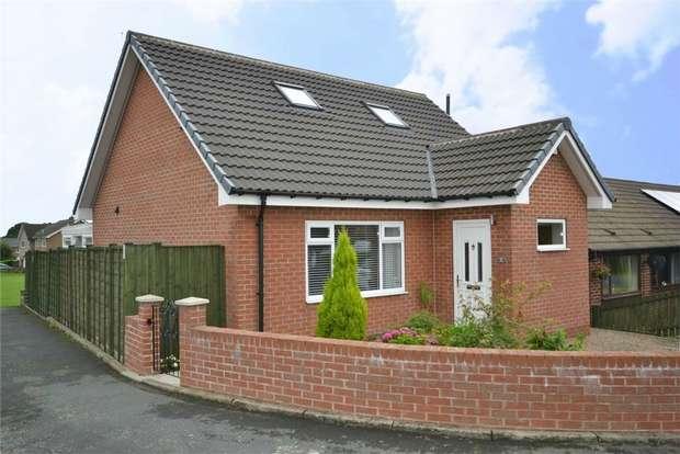 3 Bedrooms Detached House for sale in Gilthwaites Crescent, Denby Dale, HUDDERSFIELD, West Yorkshire