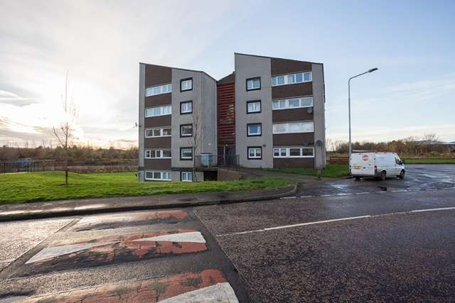 2 Bedrooms Flat for sale in Calder Grove, Sighthill, Edinburgh, EH11 4ND