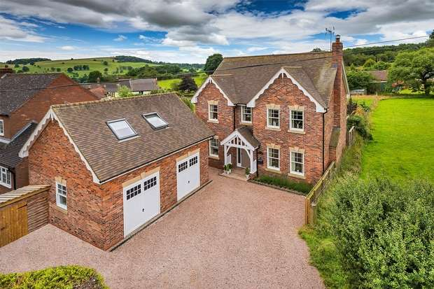 6 Bedrooms Detached House for sale in Chardais, Chorley, Bridgnorth, Shropshire