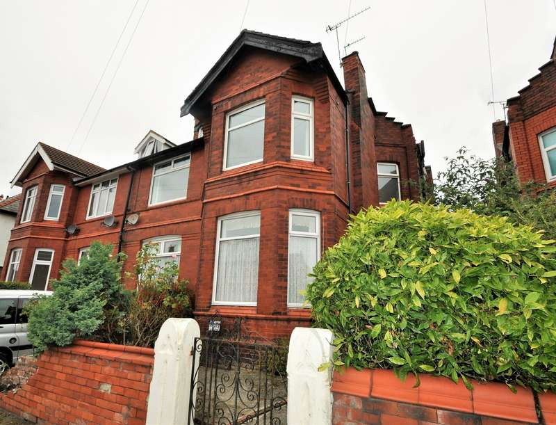 4 Bedrooms Apartment Flat for sale in Ennerdale Road, Wallasey