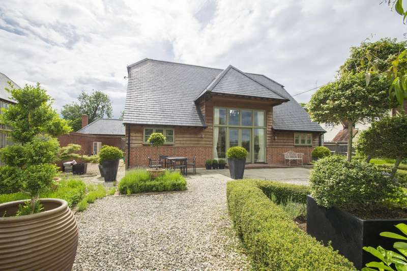 3 Bedrooms Detached House for sale in Rectory Road, Streatley on Thames, RG8