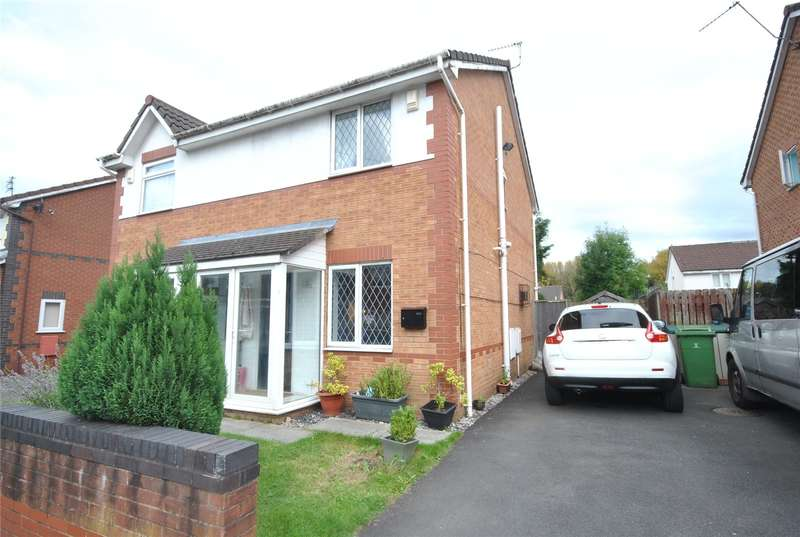 2 Bedrooms Semi Detached House for sale in Fordcombe Road, Lee Vale, Liverpool, L25