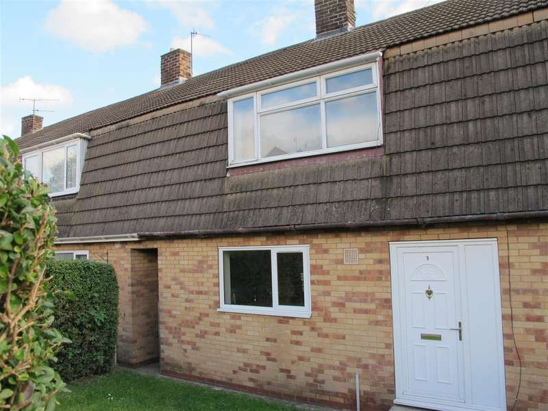 3 Bedrooms Town House for sale in Harvey Road, Chesterfield